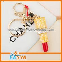 2014 promotion Jewelry Fashion Keyholder Key Chain,new keychain best solar energy key chain