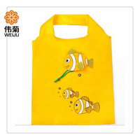 190T Polyester Foldable Bag/Folding bag