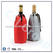 beer/wine gel bottle cooler