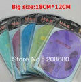 Multicolor 10pcs/lot Big size Powerful Silica Gel Magic Sticky Pad Anti-Slip Non Slip Mat for Car dvr GPS, AAA