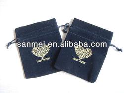 2013 direct factory velvet gift bags