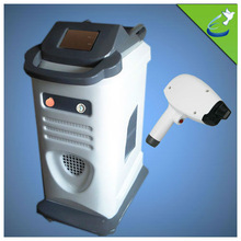 2013 best sell diode laser hair removal machine with handle for all body hair removal machine price/ hair loss laser treatment