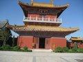 Estilo chino de asia roofing+provider de arcilla para el palacio imperial