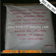 Ammonium Bicarbonate Used As Leavening Agent
