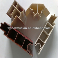 China Export Extrusion Mold Machine for Manufacturing PVC Product