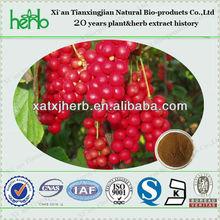 Natural 9% Schisandrins Schisandra Extract/ Herb Medicine