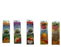 TUTTI Fruity drinks