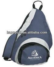 Custom Promotion Sling Backpack for School (UF38281)