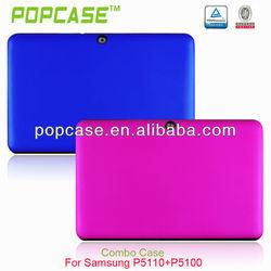 for samsung galaxy tab 2 10.1 hard combo case