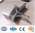 de aluminio extruido de los ángulos