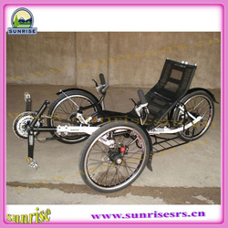 Chinese tricycle two front wheels/ China bicycle two front wheels
