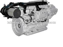 380 HP MARINE DIESEL ENGINE