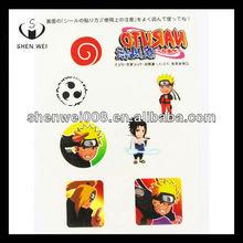 cartoon weekly jump sasuke naruto japanese tattoo