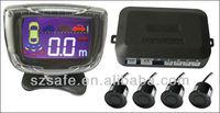 lcd display electromagnetic parking sensor u-302