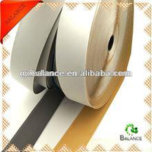 economical and reusable waterproof acrylic bag sealing velcro tape