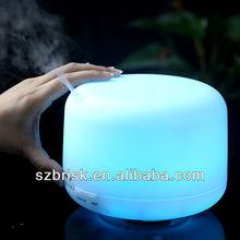 500ml 700ml electric ultrasonic essential oil diffuser