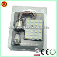 led dome for auto car taxi led light lamp 24smd5050 panel