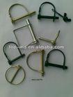 Quick Release Pin Clip Pins Wire Lock Tab Lock Safe Lock Pins ....