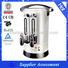 2500W Instant Coffee/Milk Urn with Non-drip Double Taps for Home Appliance
