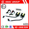 2013 nssc 55w 1068 hid kit h4 xenon hid lamp canbus hid kit
