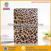 leopard leather case for ipad mini high quality