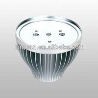 Professional cold forging led heatsink manufacturer