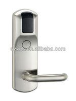 ID/Temic/M1 card zinc alloy electronic hotel digital locks for star hotel