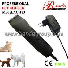 Electric dog nail clipper (AC-123)CE/ROHS/GS