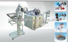 Cap Liner cut and lining Machine, cap mounting machine