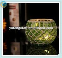 mosaic vase, candle holder,jewelry box