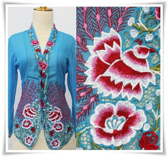 Koleksi Baju Kebaya Nyonya