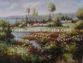 De haute qualité à partir de toile peinture à l'huile de pavot noah