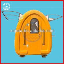 Low Price mobile Ice Cream Kisok/Electric Convenient Snack Car for Ice Cream