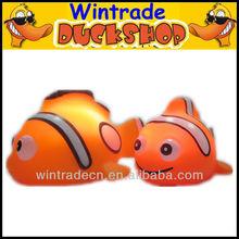 Light Up Flashing Clown Fish
