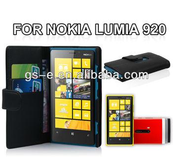 for nokia lumia 920, wallet leather case for nokia lumia 920