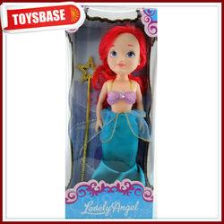 Little girl doll models