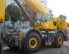 80t mobile rough terrain crane