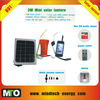 3w 3 way lighting solar emergency lantern