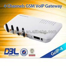 4 port network