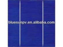 good price cheap polycrystalline silicon 156x156 a grade solar cells