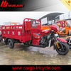 200cc air cooled cargo tricycles/reverse pedal tricycle/electric cargo tricycle