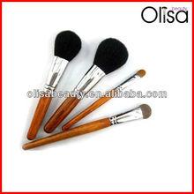 4 pcs japan cosmetic brushes