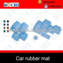 Hot sale of carpet floor mat rubber car trunk mats