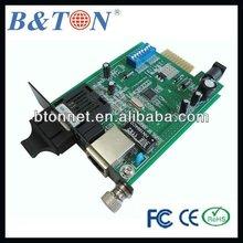 1000M, 850nm(1310nm)/1310nm, 2KM/40KM,fiber optic home network