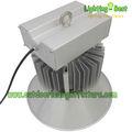 Meanwell conductor& cree chip 500w led de la lámpara de proyección para el puerto de iluminación