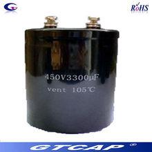 360v 2200uf photo flash capacitors