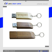 Eco-friendly wood usb memory stick, 128MB corporate gift usb flash drive, your own logo usb 2.0 drives