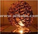 Rustic Wire Table Decor