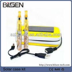 New Good Quality Variours Colors EGO Case/EGO Zipper Case solar power e-cigarette case