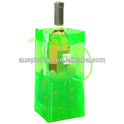 Suitable price colorful wine carrier bag